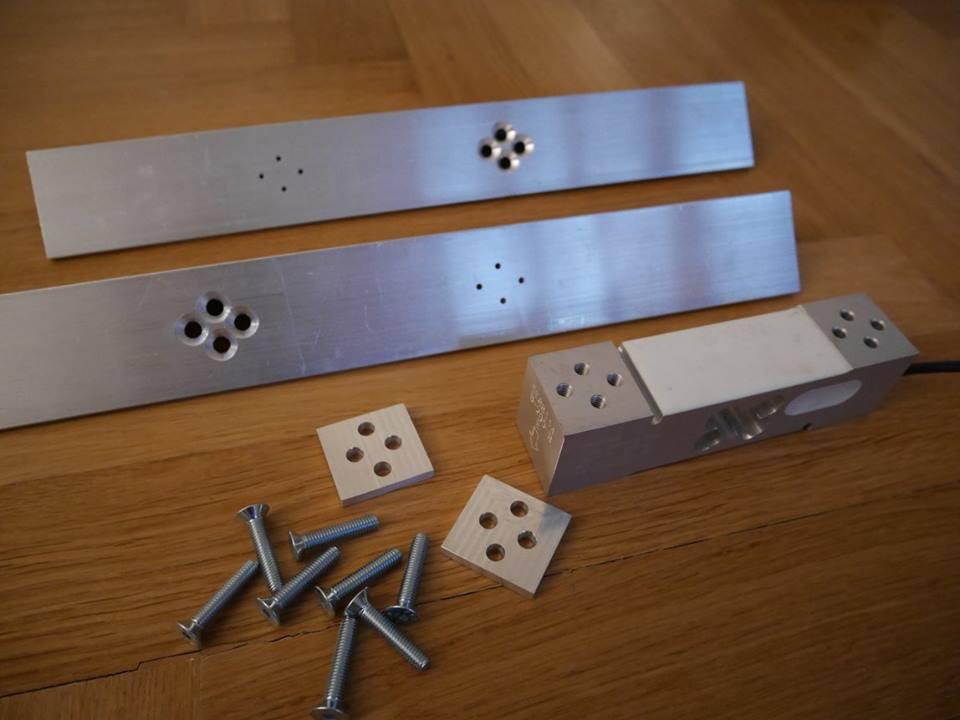 Open Hive Scale Parts
